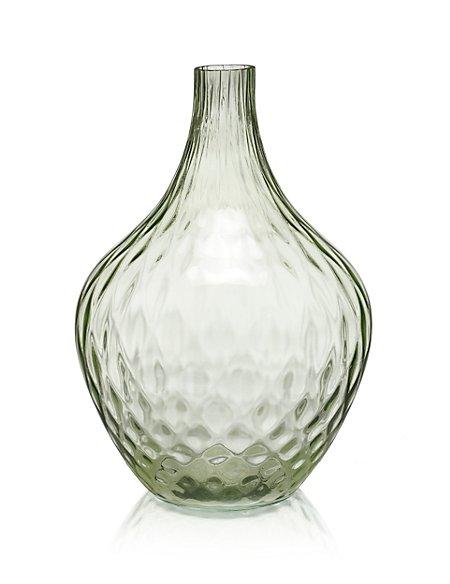 Large Hammered Vase Ms