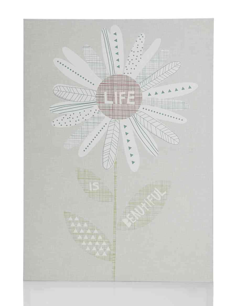 Life Is Beautiful Wall Art Ms