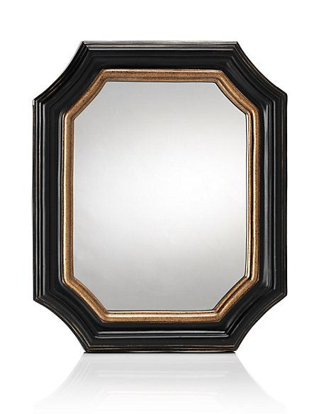 Winter Garden Rectangular Mirror