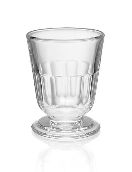Little Aqua Glass