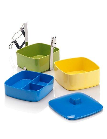 3 Tier Tiffin Box