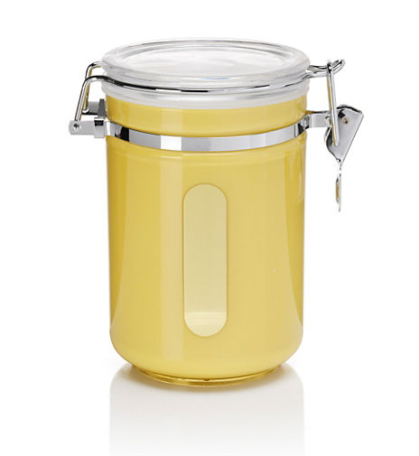 Buckle Lock Small Storage Jar | 000 | M&S