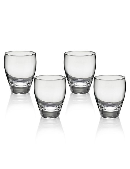 Set of 4 Fiore Tumblers