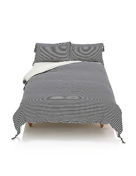 Jersey Stripe Bedding Set