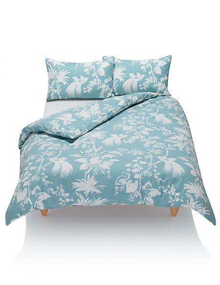 Acapulco Bird Bedding Set