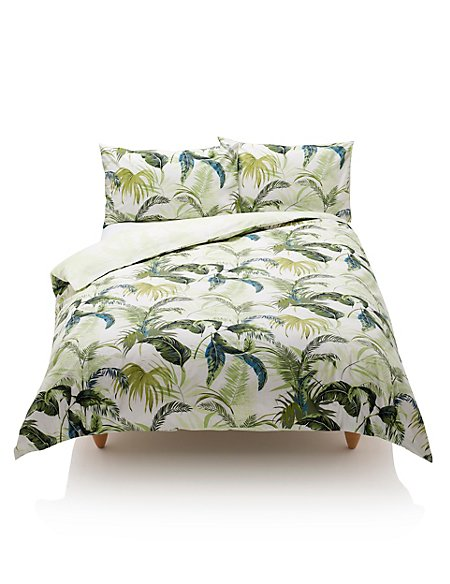 Palm Leaf Bedding Set