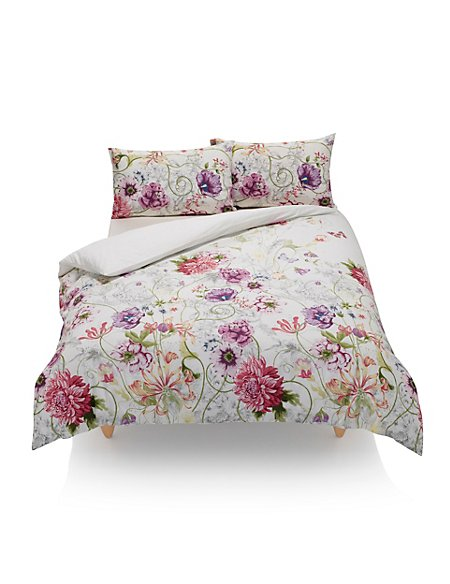 Curiosity Floral Bedding Set