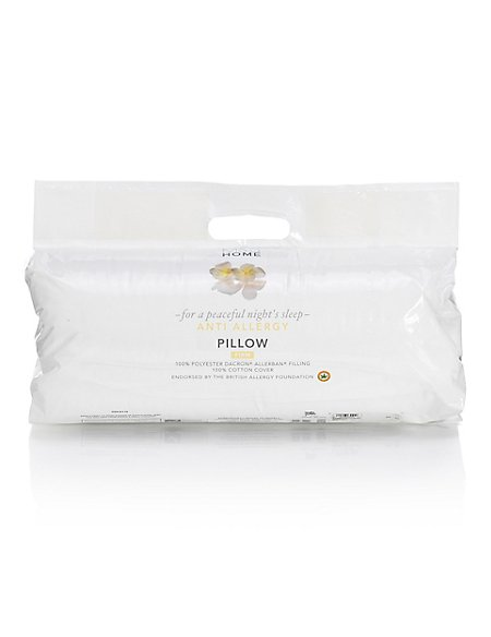 Anti-Allergy Firm Support Pillow