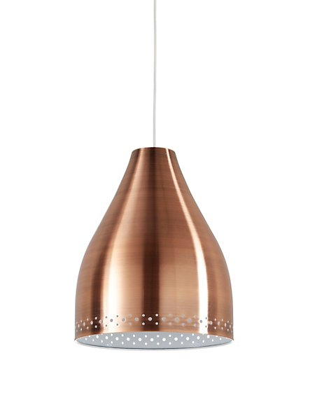 Conran Eyelet Shade Ceiling Light