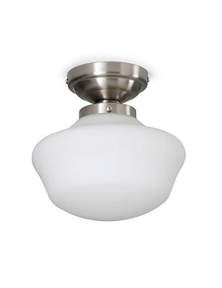 Art Deco Flush Ceiling Light