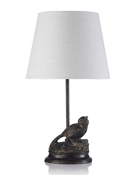 Curiosity Bird Table Lamp