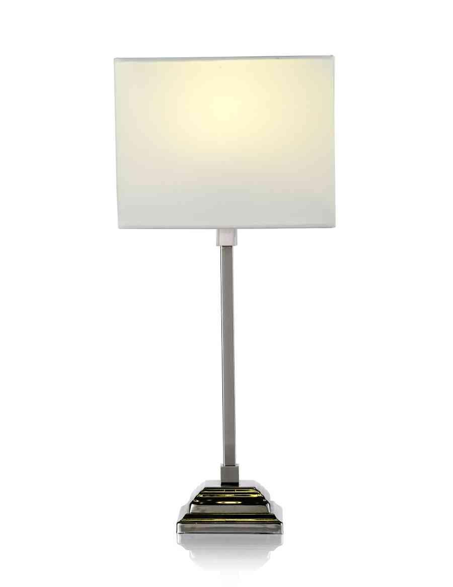 Square Base Table Lamp M S