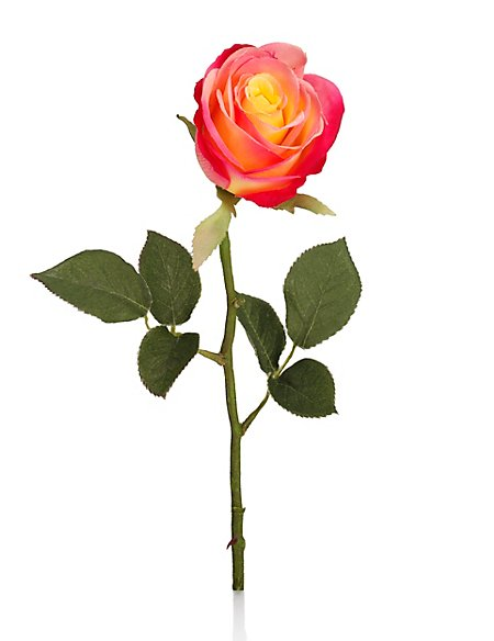 Artificial Single Rose