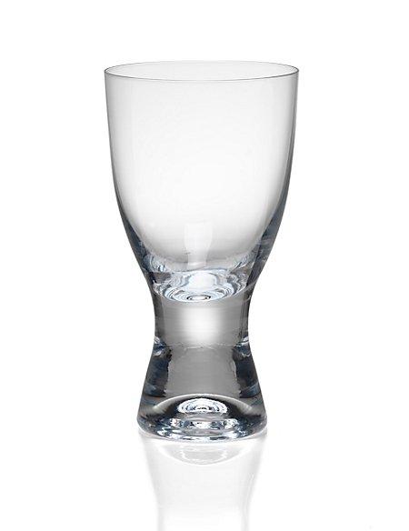 Barrel Wine Glass