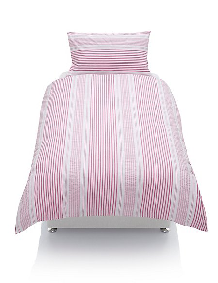 Pure Cotton Seersucker Bedding Set