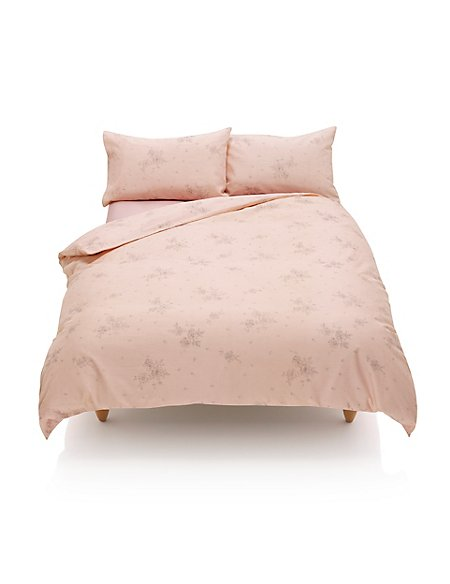 Delicate Flower Duvet Cover