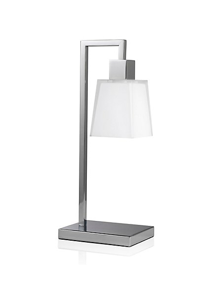 Frame Glass Table Lamp