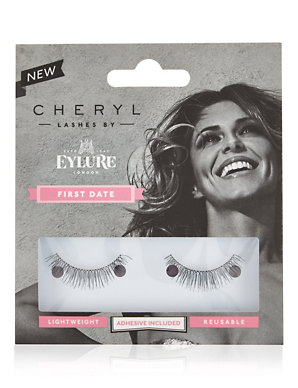 56162fa6c5c Cheryl First Date False Eye Lashes | Eylure | M&S