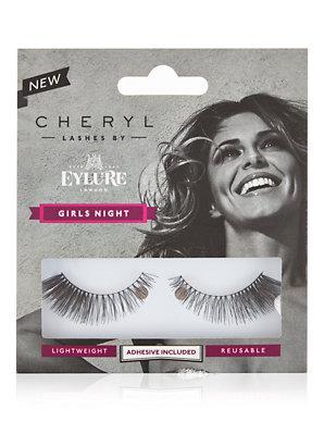 ec4143d88f2 Cheryl Girls Night False Eye Lashes | Eylure | M&S