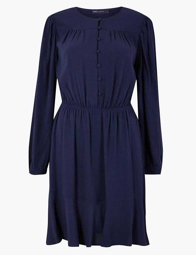 Classic Mini Waisted Dress