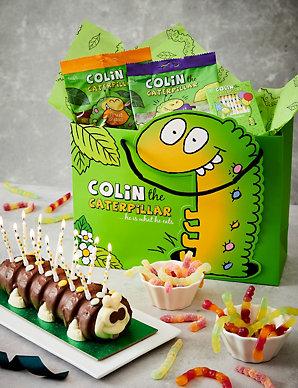 Colin the Caterpillar Gift Bag