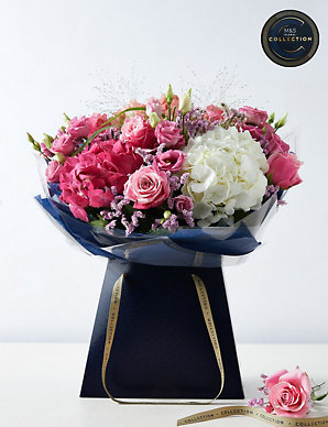 Collection Hydrangea Gift Bag | M&S