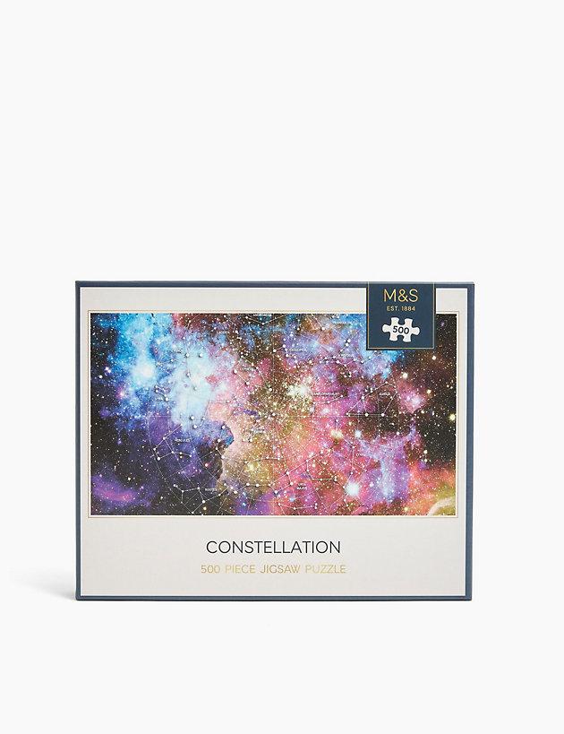 Constellation 500 Piece Puzzle   M&S