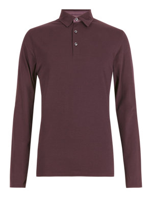 New Mens Ex M/&S Cotton Blend Jumper Long Sleeve Regular Fit Pullover Size S-XXL