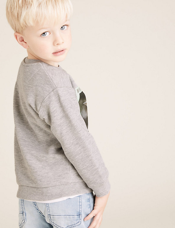 Boys Star Wars Force Be with You Turn Up Summer Fashion Shorts Sizes from 2 to 8 Years