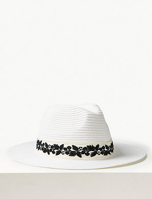 bc8a43856 Craft Fedora Sun Hat