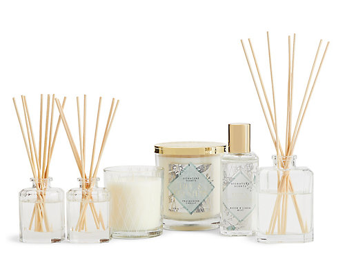 Lily & Cut Stems Fragrance Range