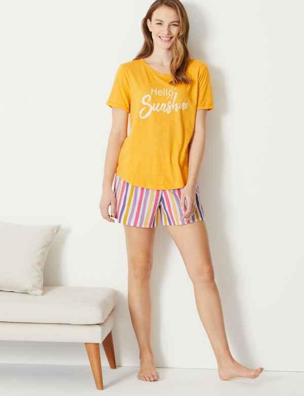 a9bc61d6 New In Nightwear | New In Ladies Pyjamas | M&S