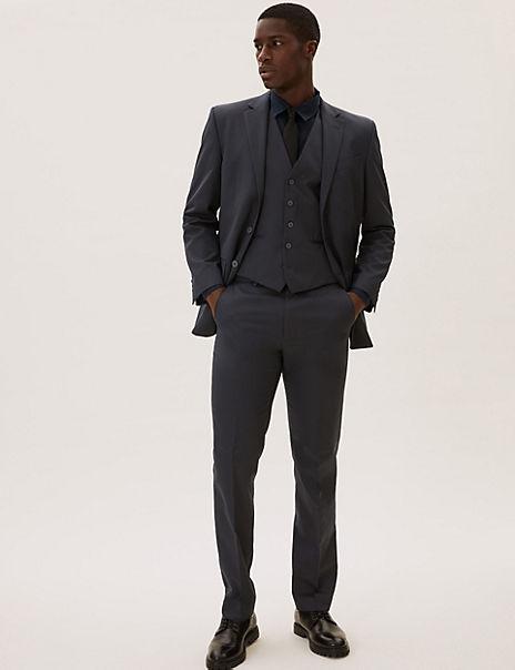 Regular Fit 3 Piece Suit