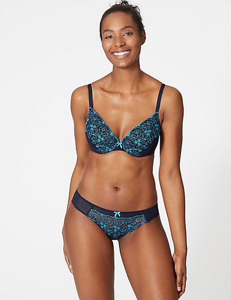 2 Pack Padded Set with Plunge A-DD