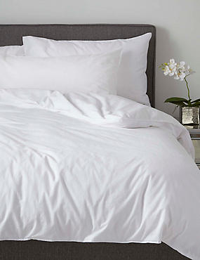 Washed Cotton Bed Linen