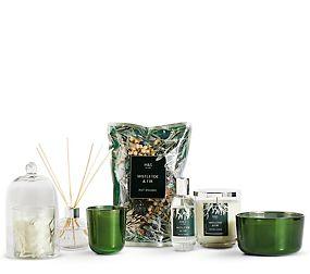Mistletoe & Fir Fragrance Range