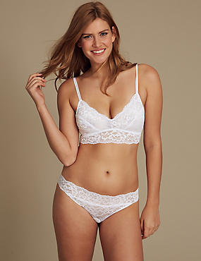 Louisa Lace Set with Bralet