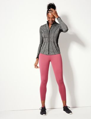 Quick Dry Jacket & Leggings Outfit by Marks & Spencer
