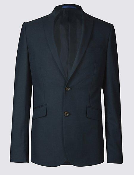 Navy Modern Slim Fit Suit