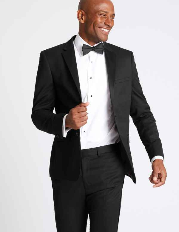 17e008d88214 Mens Tuxedos & Dinner Suits | Mens Evening Suits | M&S