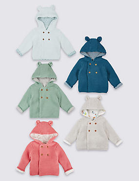 Babywear Hooded Cardis