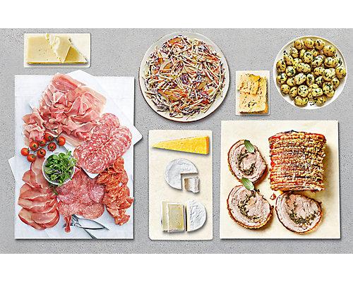 Pork Dinner for 8 (£9.75 Per Person)