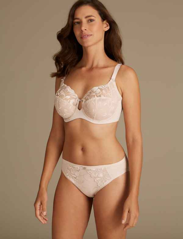 9a1862ffc0b Non-Padded Set with Full Cup Bra DD-H