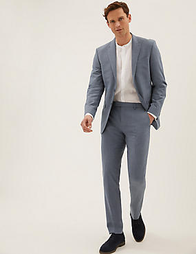 The Ultimate Blue Tailored Fit Suit