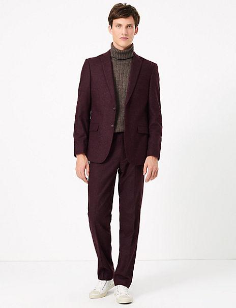 Slim Fit Italian Suit