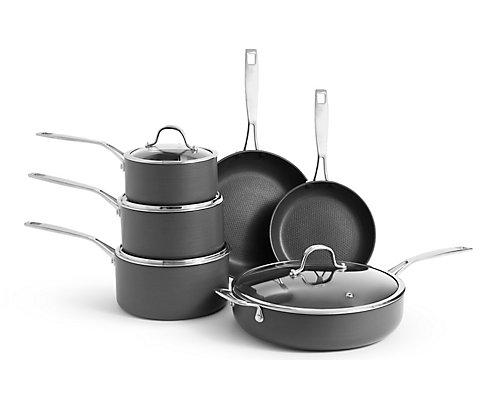 Chef Hard Anodised Pan Range