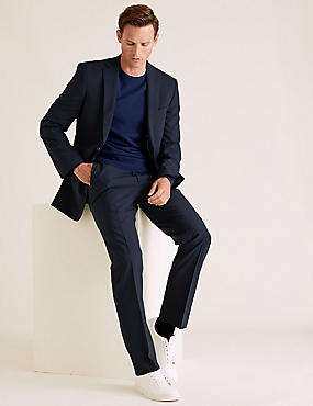 Big & Tall The Ultimate Regular Fit Wool Suit