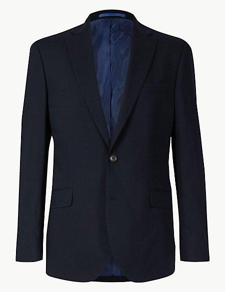 Big & Tall Navy Regular Fit Suit
