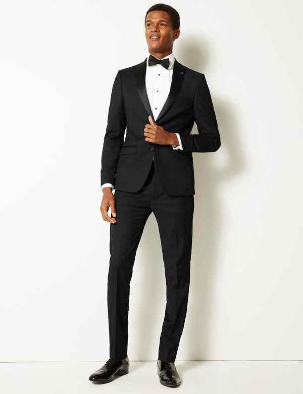 17e008d88214 Mens Tuxedos & Dinner Suits | Mens Evening Suits | M&S