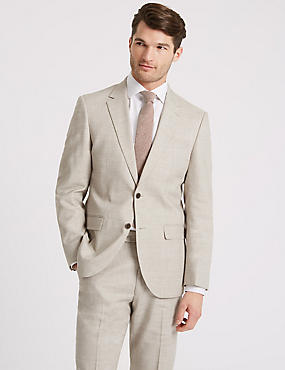 Linen Miracle Regular Fit Suit